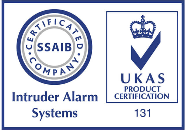SSAIB Intruder Alarm Systems Certification